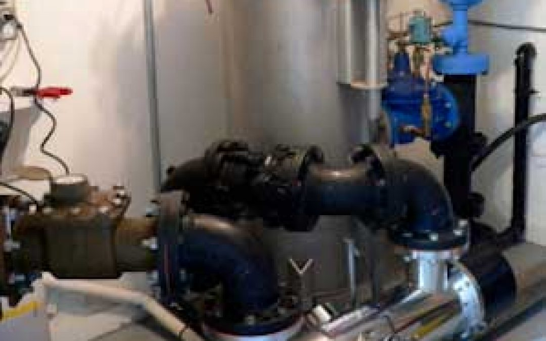 Van West Water Utility Small UV System